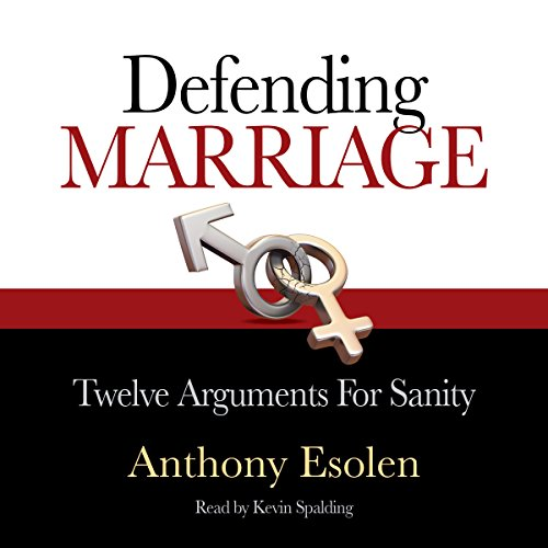 Defending Marriage audiobook cover art