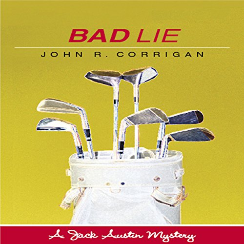 Bad Lie audiobook cover art
