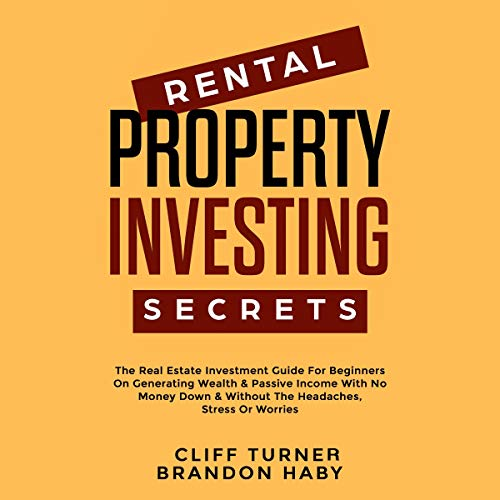 Page de couverture de Rental Property Investing Secrets