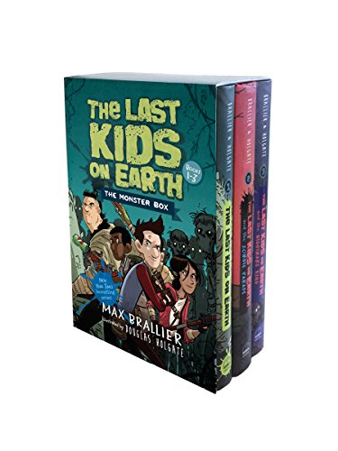 The Last Kids on Earth: The Monster Box (books 1-3)