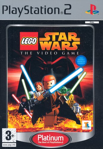Lego Star Wars: the Video Game [Platinum]