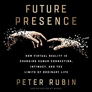 Future Presence audiobook cover art