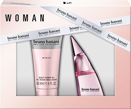 Bruno Banani - Perfume para mujer (20 ml + SG, 50 ml)