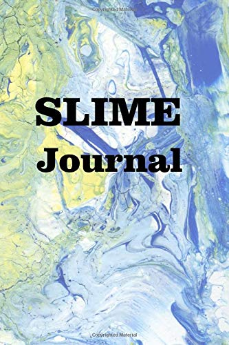Slime Journal: Keep track of your slime adventures