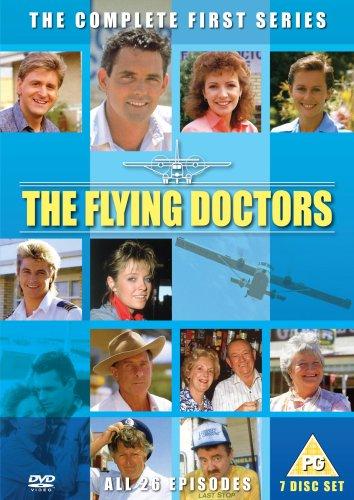 Flying Doctors - Series 1 - Complete