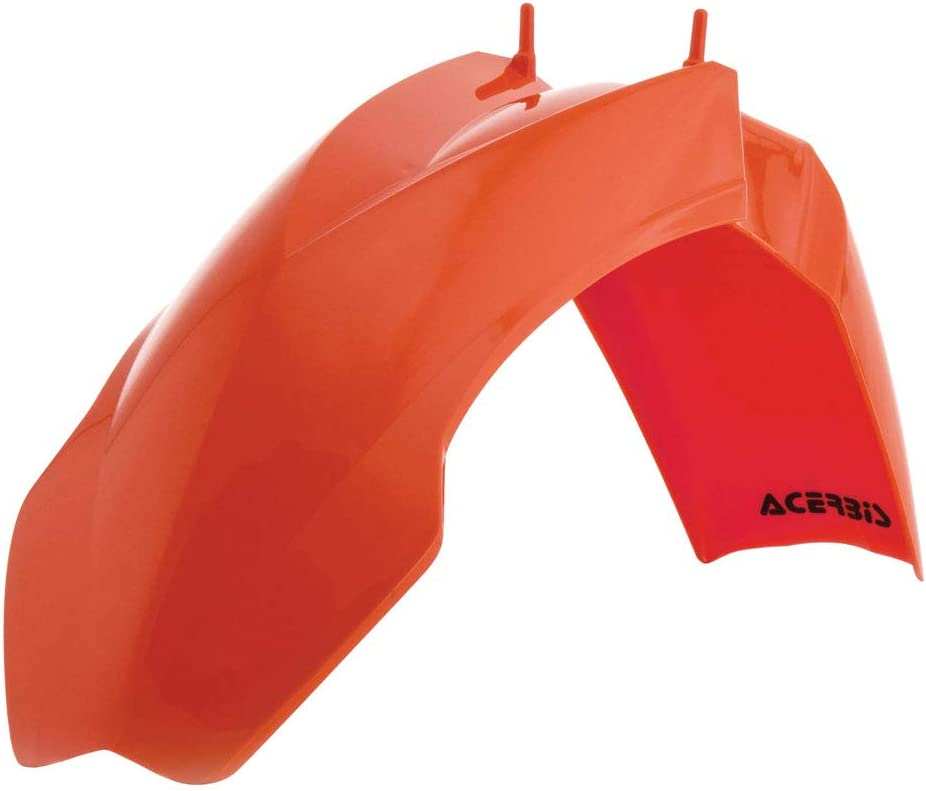 2021 autumn and winter new SEAL limited product Acerbis 2040300237 front orange fender