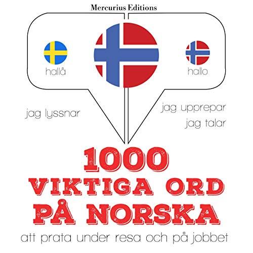 1000 viktiga ord på norska cover art