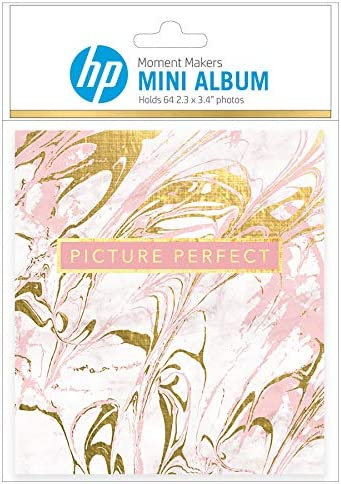 high quality HP Mini online sale Album for Sprocket Printer outlet sale   Pink Marble online