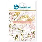 HP Mini Album for Sprocket Printer | Pink Marble
