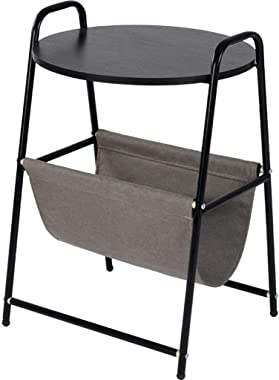 Flower Pot Rack Mobile Modern Minimalist Coffee Table Simple Small Table Home Bedside Table (Color : C),Colour:B (Color : A)