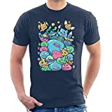 ドラゴンクエスト tシャツ Dragon Quest HEROES Slime メンズ/レディース Tシャツ 夏服 半袖 シャツ