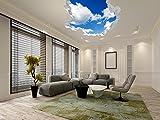 Vinilo Decorativo para Techo Cielo y Nubes | Varias Medidas 100x85cm | Pegatina Adhesiva Decorativa de Diseño Elegante