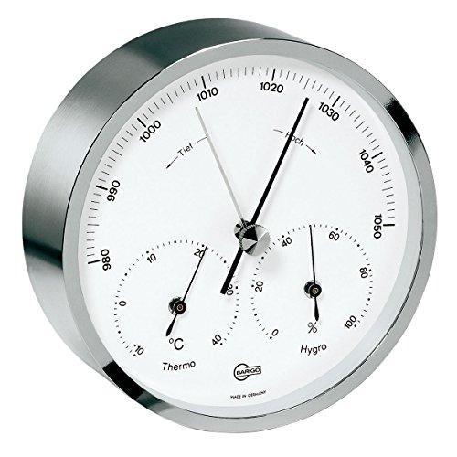 Barigo 101.3 Indoor Hygrometer und Psychometer - Hygrometer (Analog, Surround)