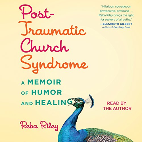 Post-Traumatic Church Syndrome audiobook cover art