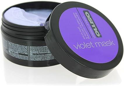 OSMO Silverising - Máscara de color violeta (100 ml)