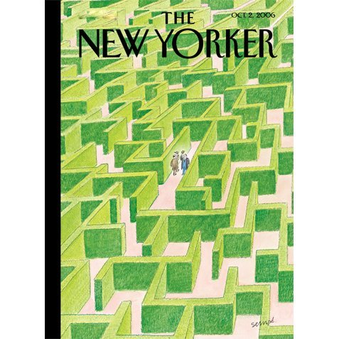 The New Yorker (Oct. 2, 2006) audiobook cover art