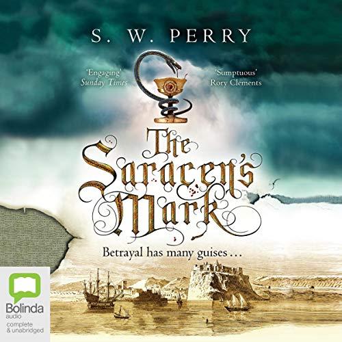 The Saracen's Mark cover art