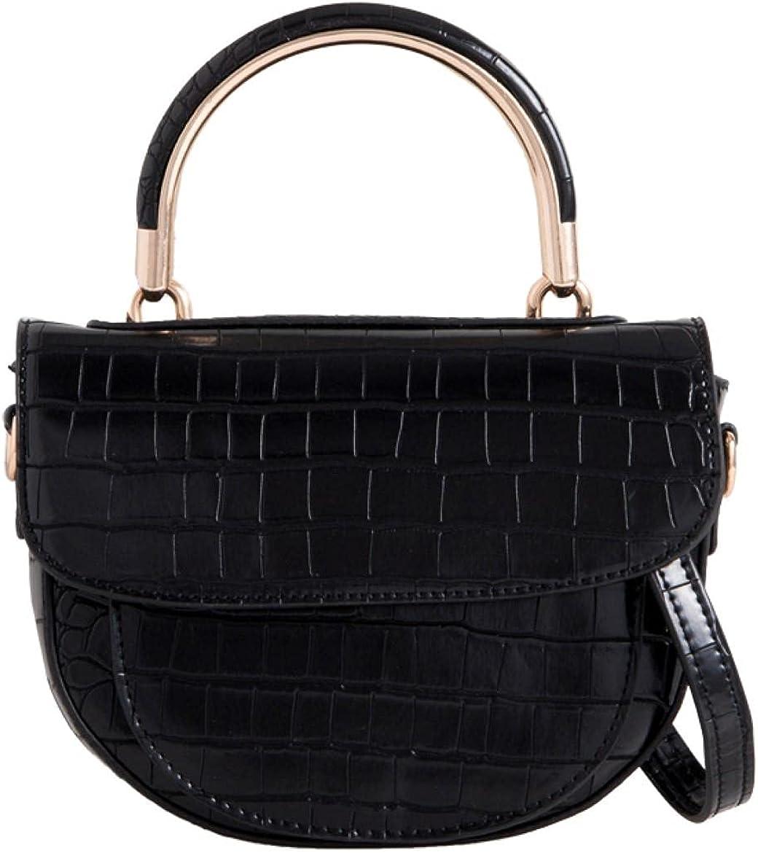 Girly Handbags Womens Croc Simple Grab Holder Clutch Bag