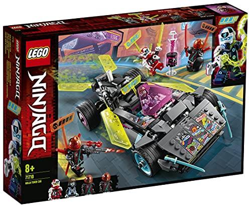 Lego71710NINJAGONinja-Tuning-FahrzeugmitW...