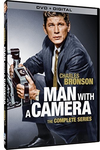 Man With A Camera - The Complete Series (DVD + Digital)