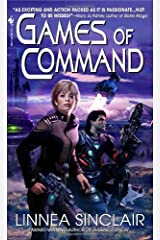 Games of Command: A Novel Kindle Edition