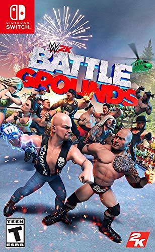 Wwe 2K Battlegrounds - Standard Edition - Nintendo Switch