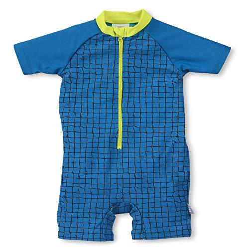 Sterntaler Baby - Jungen Schwimmanzug mit Windeleinsatz, UV-Schutz 50+, Alter: 2-3 Jahre, Größe: 86/92, Farbe: Blau