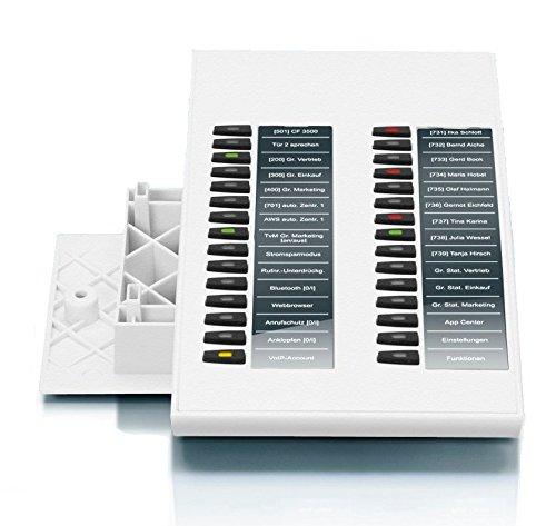 AUERSWALD Telefon COMfortel Xtension300 Tastenerw. Weiß
