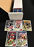2018 Donruss Football Complete Hand Collated Veteran Set of 300 No Rookies or Short Prints - Includes Legends like Peyton Manning, John Elway, Walter Payton,... rookie card picture