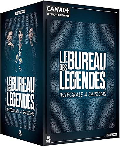 Le Bureau des légendes-Saisons 1 à 4