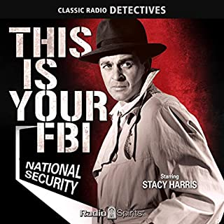 This Is Your FBI: National Security audiobook cover art