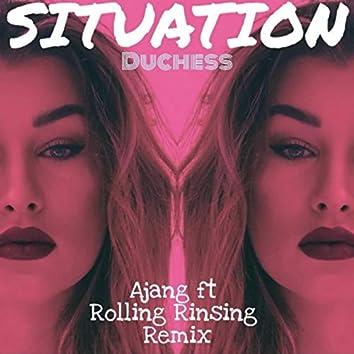 Situation (feat. Ajang & Rolling Rinsing Remix) - Single