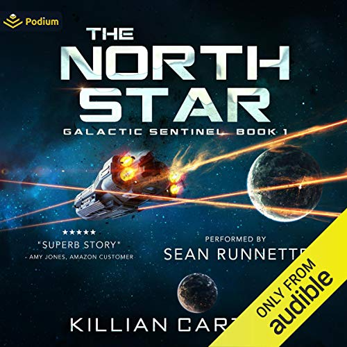 The North Star Audiobook By Killian Carter cover art