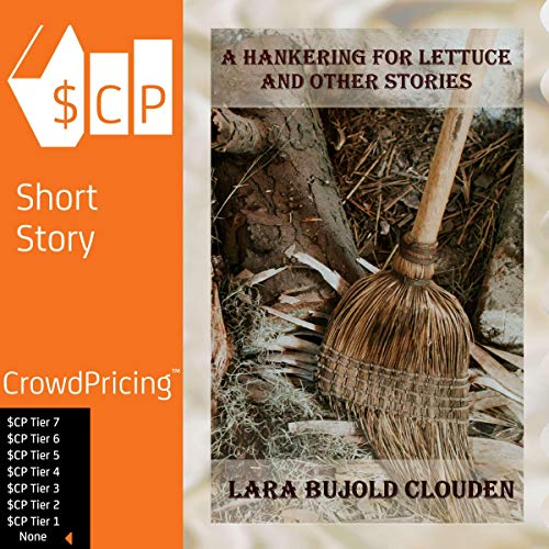 A Hankering for Lettuce and Other Stories cover art