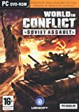 Brand New Ubi Soft World In Conflict Soviet Assault PC Popular High Quality Practical Exquisite