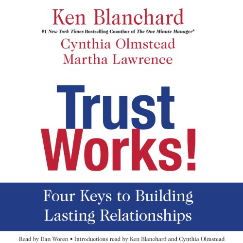 Trust Works! audiobook cover art