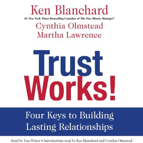 Couverture de Trust Works!