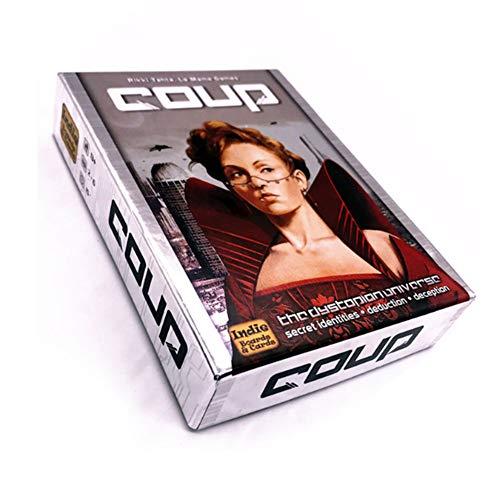 LHYAN Coup - EIN schneller, Spaß, Bluffen Partei in Einer Box!