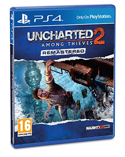 Uncharted 2: Among Thieves Remastered [Importación Inglesa]