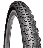 Cicli Bonin Unisex Adulto MITAS Scylla Top Design V96TL Ready 127tpi–Cubierta para Bicicleta, Color Negro, tamaño 26x 2,25