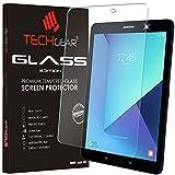 TECHGEAR Panzerglas für Galaxy Tab S3 9,7 Zoll (SM-T820 Series) - Panzerglasfolie Anti-Kratzer Schutzabdeckung kompatibel mit Samsung Galaxy Tab S3 9,7 Zoll
