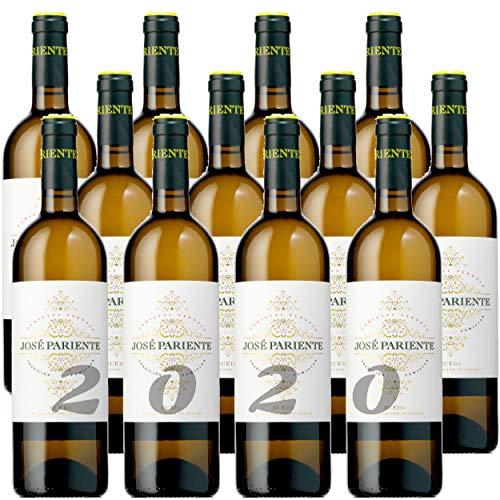 Spanien Wein Rueda Verdejo Jose Pariente Verdejo 2020 (12 x 75 cl.) - Spanien Weißwein D.O. Rueda - Verdejo Wein aus Spanien