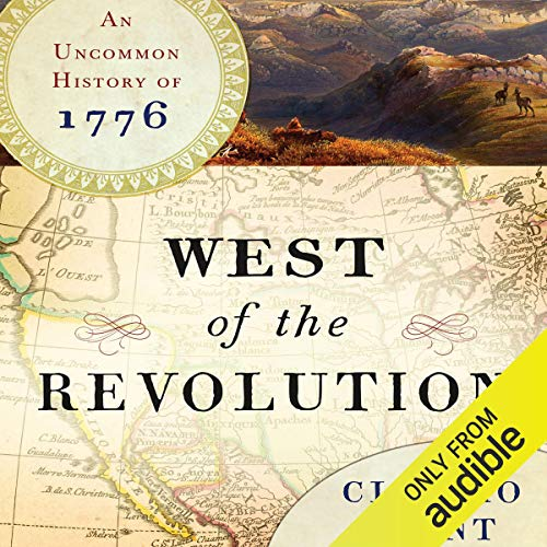 West of the Revolution cover art