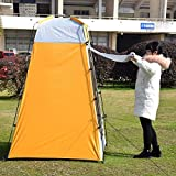 ENticerowts Portable Waterproof Tent Camping Beach Shower Changing Room Shelter Suitable For All Kinds Of...