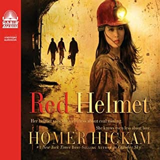 Red Helmet audiobook cover art