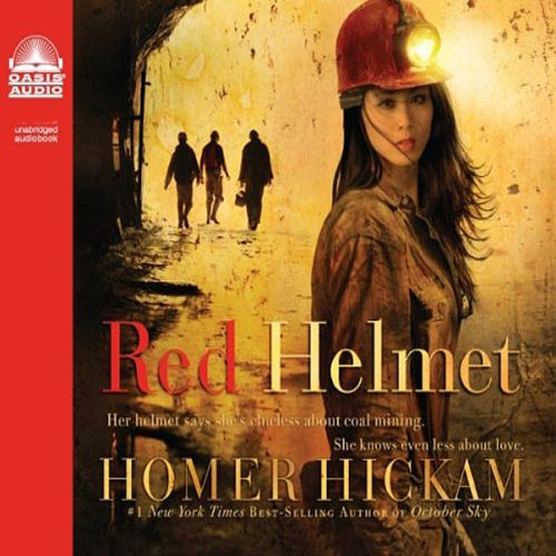 Red Helmet                   By:                                                                                                                                 Homer Hickam                               Narrated by:                                                                                                                                 Kirsten Potter                      Length: 12 hrs and 9 mins     17 ratings     Overall 4.2