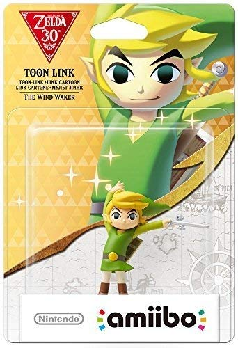 amiibo Toon-Link (The Wind Waker)