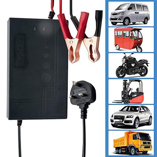 SMART chargeur de batterie de voiture rapide, Maso 20 A 45 Ah-260ah 12 V automatique intelligent chargeurs de batterie D 'Entretien pour voiture van Bateau motos