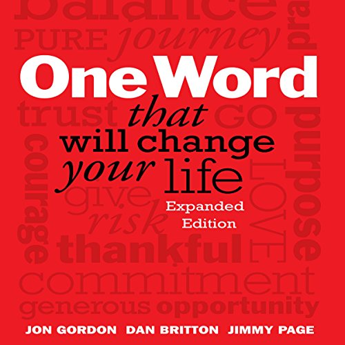 One Word That Will Change Your Life audiobook cover art