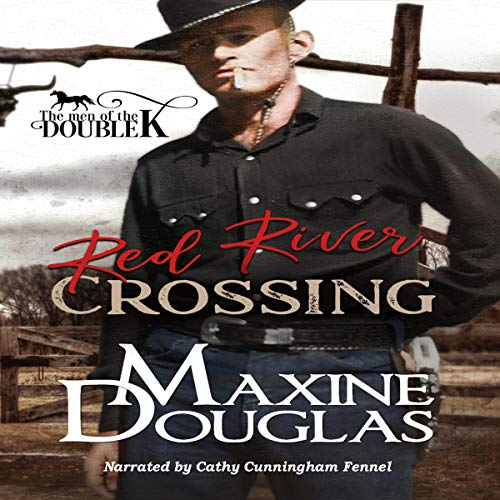 Red River Crossing audiobook cover art